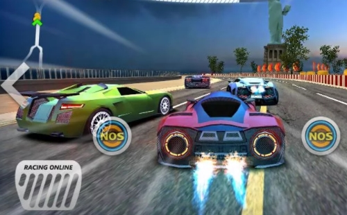 взлом Sports Car Racing на андроид
