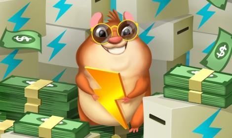 взлом Tiny Hamsters андроид