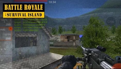 взлом BATTLE ROYAL : Survival Island