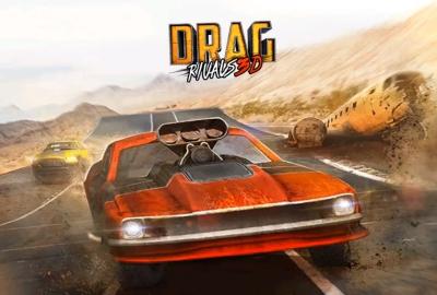 Drag Rivals 3D взлом андроид
