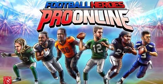 взлом Football Heroes Pro Online андроид