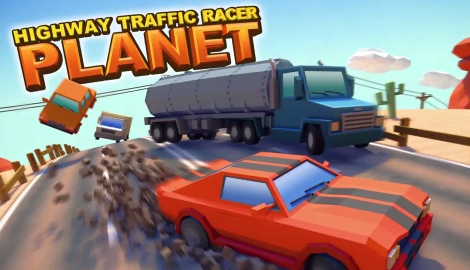 взлом Highway Traffic Racer Planet на андроид