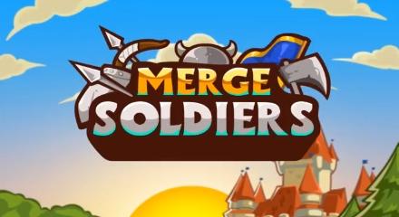 взлом Merge Soldiers андроид