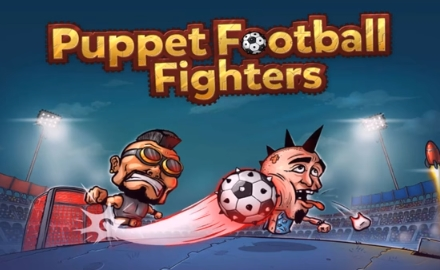 взлом Puppet Football Fighters - Steampunk Soccer андроид