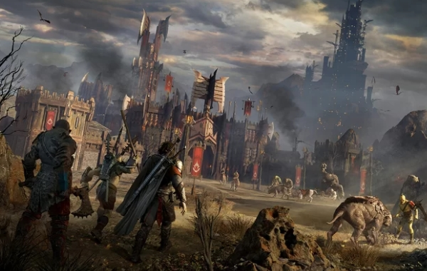 Shadow of War ps4 обзор игры