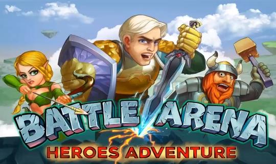 Battle Arena: Heroes Adventure взлом на андроид