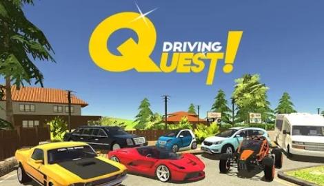 Driving Quest взлом на андроид