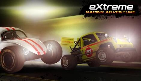 Extreme Racing Adventure взлом андроид