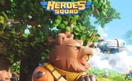 Heroes Squad взлом на андроид