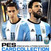 PES CARD COLLECTION взлом на андроид