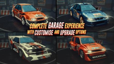 Rally Racer EVO взлом на андроид