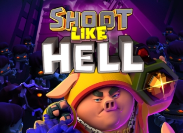 Shoot Like Hell: Swine vs Zombies взлом на андроид