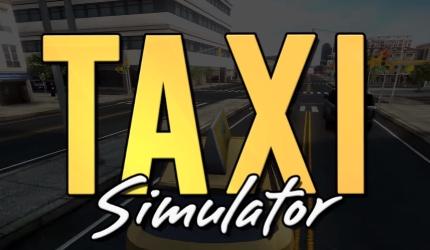 Taxi Simulator 2018 взлом