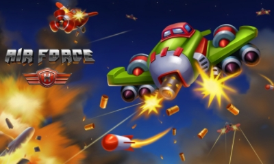 Airforce X - Space Shooter Wars взлом