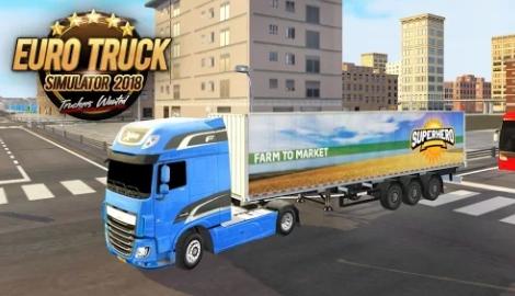 взлом Euro Truck Simulator 2018 андроид