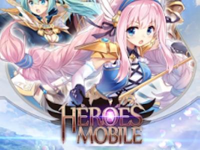 Heroes Mobile взлом на андроид