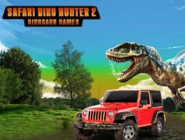 Safari Dino Hunter 2 взлом на андроид
