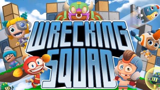 Wrecking Squad взлом на андроид