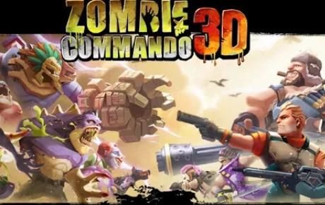взлом Zombie Commando 3D