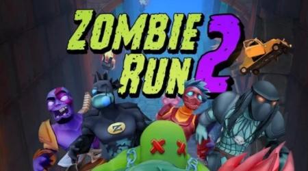 Zombie Run 2 взлом