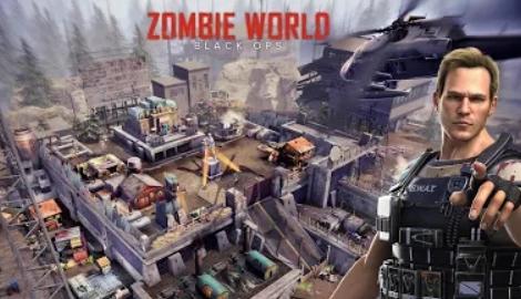Zombie World : Black Ops взлом