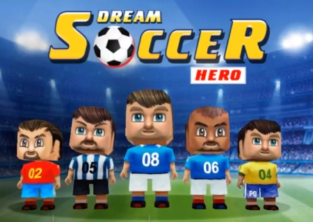 Dream Soccer Hero 2017 взлом