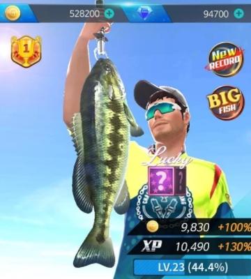 Fishing Hook : Bass Tournament hack