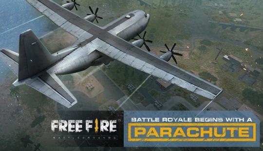 взлом Free Fire - Battlegrounds