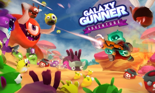 взлом Galaxy Gunner: Adventure Android