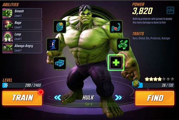 бесплатно MARVEL STRIKE FORCE андроид