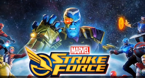 MARVEL STRIKE FORCE взлом