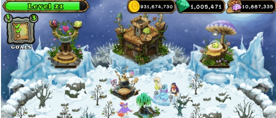 My Singing Monsters деньги
