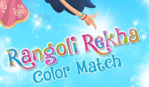 Rangoli Rekha: Color Match взлом