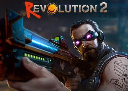 Revolution 2 взлом