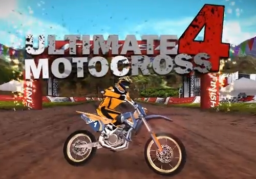 Ultimate MotoCross 4 взлом