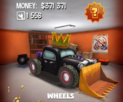 Freak Truck: Insane Runner взлом