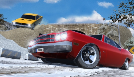 Legendary Muscle Car Race взлом