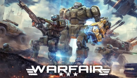 Warfair взлом на Android