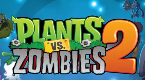Plants vs. Zombies 2 взлом