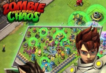Zombie Chaos - Hero Revenge взлом