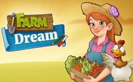 Farm Dream: Village Harvest Paradise взлом на андроид