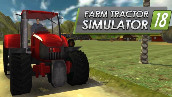 взлом Farm Tractor Simulator 18 на андроид