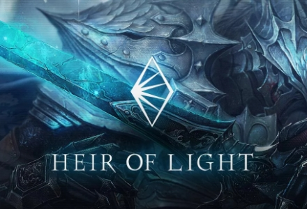 HEIR OF LIGHT взлом на андроид