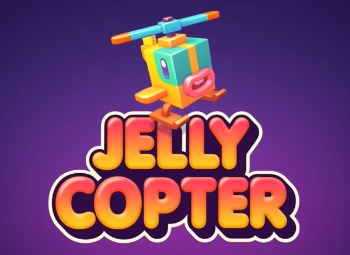 Jelly Copter взлом на андроид