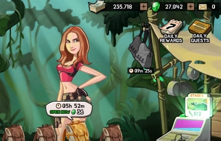 JUMANJI: THE MOBILE GAME jewels бесплатно