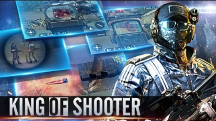 King Of Shooter : Sniper Shot Killer взлом