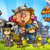 Mighty Heroes Battle взлом