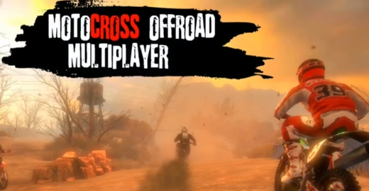 Motocross Offroad: Multiplayer взлом на андроид