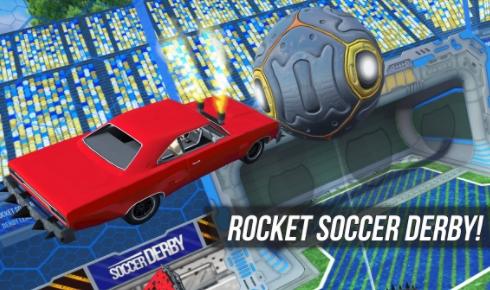 Rocket Soccer Derby взлом на андроид