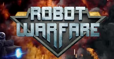 ROBOT WARS взлом на андроид